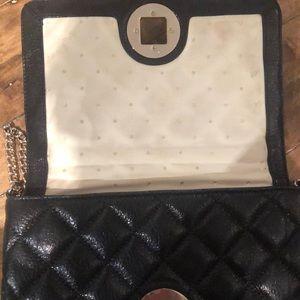 kate spade Bags - Kate Spade Black Padded Leather Purse